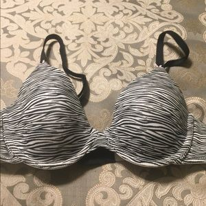 Victoria secret cotton bra size 36B
